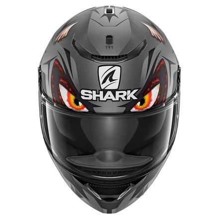 Shark Spartan 1.2 Lorenzo Mat Gp, Antraciet-Zwart (2 van 3)