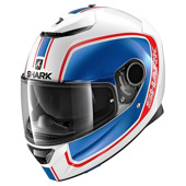 Spartan 1.2 Priona - Wit-Blauw-Rood