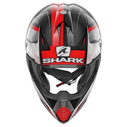Shark Varial Tixier, Zwart-Rood (2 van 3)