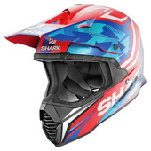 Varial Tixier Mat - Rood-Wit-Blauw