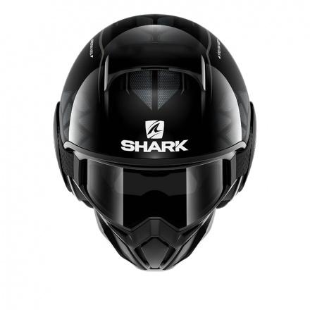 Shark Street Drak Hurok, Zwart-Zilver (2 van 3)