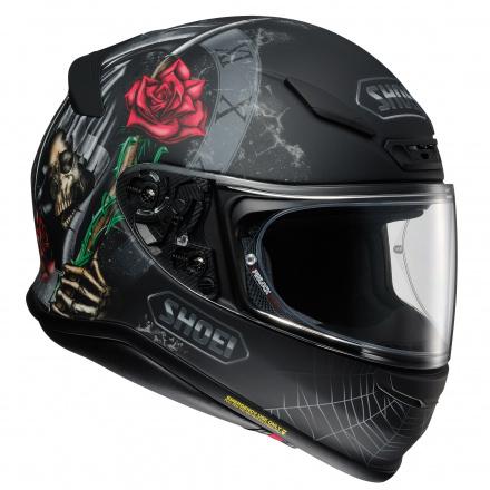 NXR Dystopia - Zwart-Wit-Rood