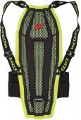 Backprotector ESATECH Pro X8 - Fluor-Geel