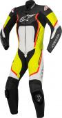 Motegi V2 2pc Suit - Zwart-Wit-Fluor