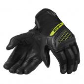 Gloves Neutron 3 - Zwart-Neon Geel