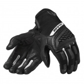 Gloves Neutron 3 - Zwart-Wit