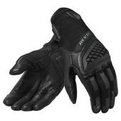 Neutron 3 Dames Motorhandschoenen - Zwart