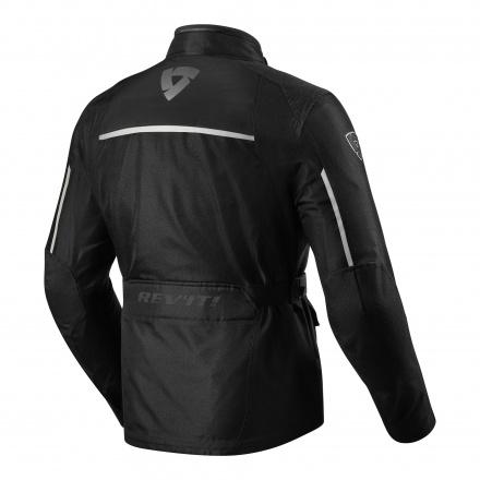 REV'IT! Jacket Voltiac 2, Zwart-Zilver (2 van 2)