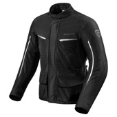 Jacket Voltiac 2 - Zwart-Zilver