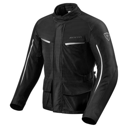 REV'IT! Jacket Voltiac 2, Zwart-Zilver (1 van 2)