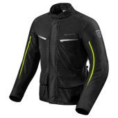 Jacket Voltiac 2 - Zwart-Neon Geel