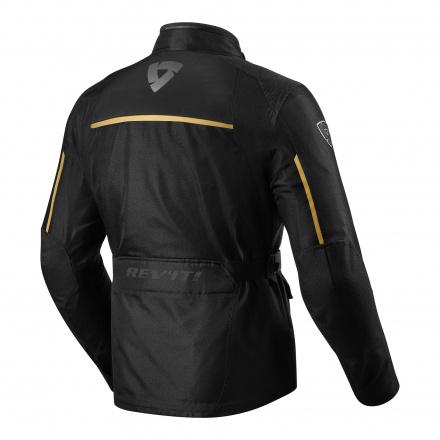 REV'IT! Jacket Voltiac 2, Zwart-Brons (2 van 2)