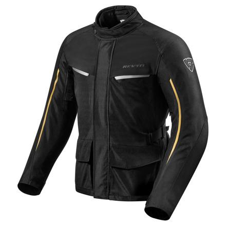 REV'IT! Jacket Voltiac 2, Zwart-Brons (1 van 2)
