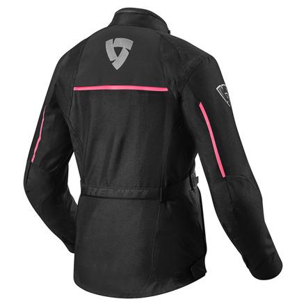 REV'IT! Jacket Voltiac 2 Ladies, Zwart-Paars (2 van 2)
