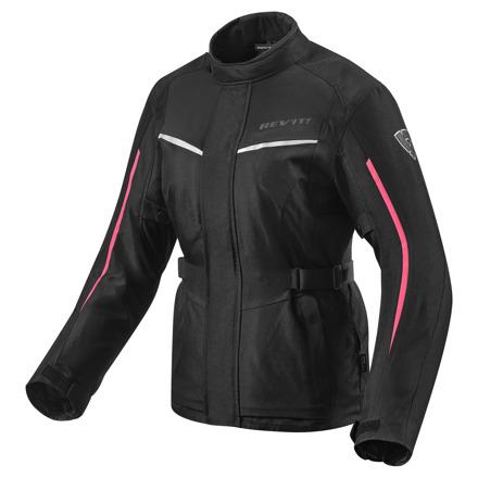 REV'IT! Jacket Voltiac 2 Ladies, Zwart-Paars (1 van 2)