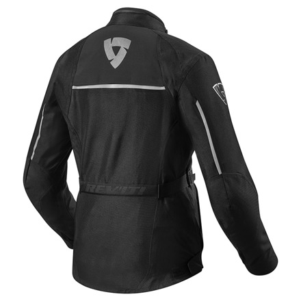 REV'IT! Jacket Voltiac 2 Ladies, Zwart-Zilver (2 van 2)
