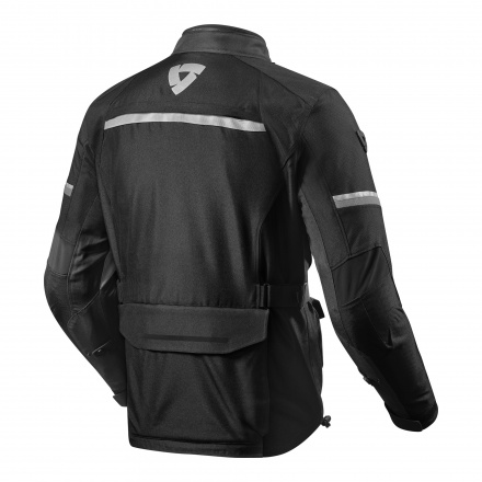 REV'IT! Jacket Outback 3, Zwart-Zilver (2 van 2)