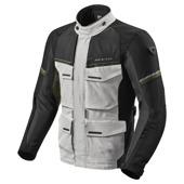 Jacket Outback 3 - Groen-Zilver