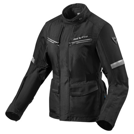 REV'IT! Jacket Outback 3 Ladies, Zwart-Zilver (1 van 2)