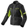Jacket Outback 3 Ladies - Zwart-Neon Geel