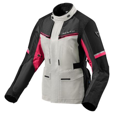 REV'IT! Jacket Outback 3 Ladies, Roze-Zilver (1 van 2)