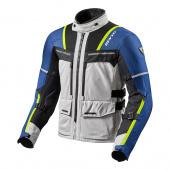 Jacket Offtrack - Zilver-Blauw