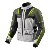 Jacket Offtrack - Groen-Zilver
