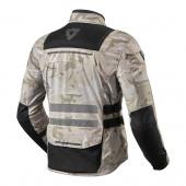 Jacket Offtrack - Zand-Zwart