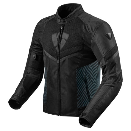REV'IT! Jacket Arc Air, Zwart (1 van 2)