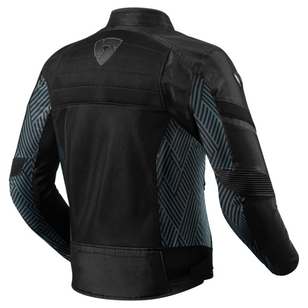 REV'IT! Jacket Arc Air, Zwart (2 van 2)