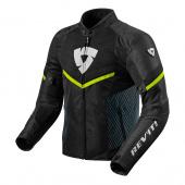 Jacket Arc Air - Zwart-Neon Geel