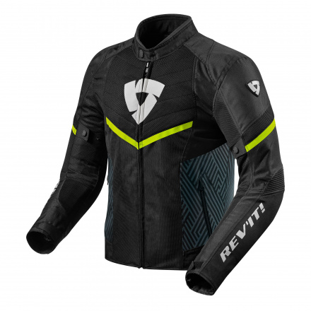 Jacket Arc Air - Zwart-Neon Geel