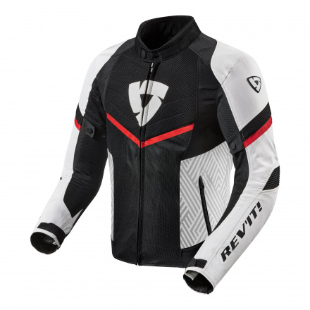 Jacket Arc Air - Wit-Rood