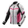 Jacket Arc Air Ladies - Wit-Roze