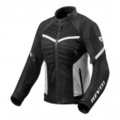 Jacket Arc Air Ladies - Zwart-Wit