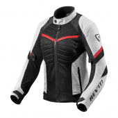 Jacket Arc Air Ladies - Wit-Rood