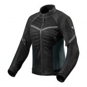 Jacket Arc Air Ladies - Zwart-Grijs