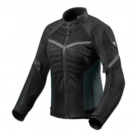 Jacket Arc Air Ladies - Zwart-Grijs