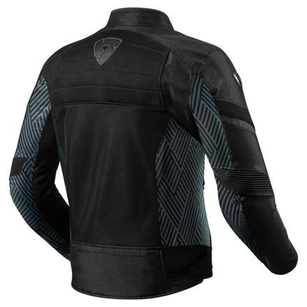 REV'IT! Jacket Arc Air Ladies, Zwart-Grijs (2 van 2)