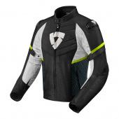Jacket Arc H2O - Zwart-Neon Geel