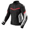 Jacket Arc H2O Ladies - Zwart-Rood