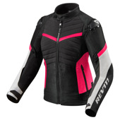 Jacket Arc H2O Ladies - Zwart-Roze