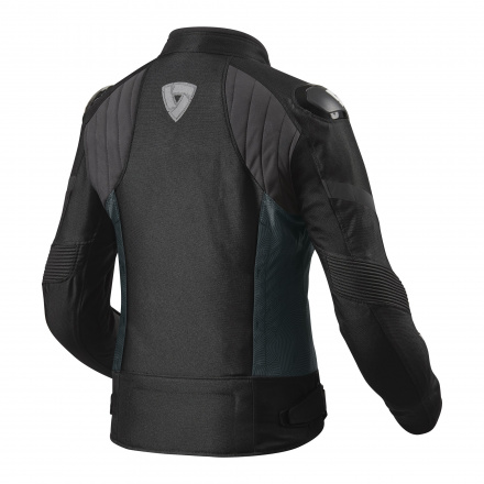 REV'IT! Jacket Arc H2O Ladies, Zwart (1 van 2)