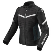 Jacket Arc H2O Ladies - Zwart-Wit