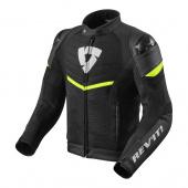 Jacket Mantis - Zwart-Neon Geel
