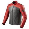 Jacket Prometheus - Rood-Grijs