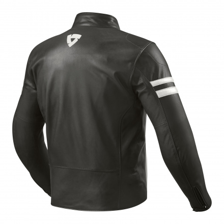 REV'IT! Jacket Prometheus, Zwart-Wit (2 van 2)