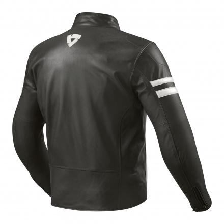 REV'IT! Jacket Prometheus, Zwart-Wit (2 van 2)
