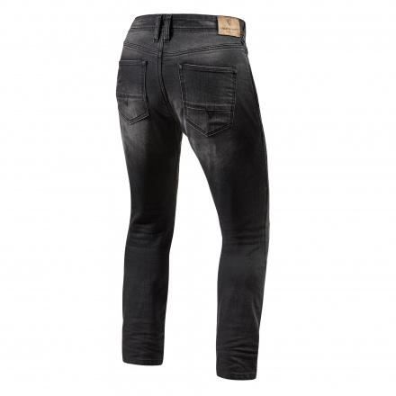 REV'IT! Jeans Brentwood SF, Donkergrijs (2 van 2)