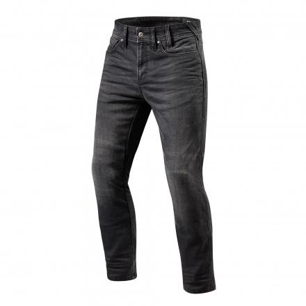 REV'IT! Jeans Brentwood SF, Donkergrijs (1 van 2)